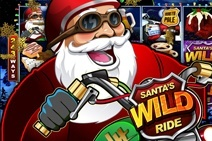 Santas Wild Ride machine a sous