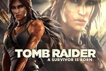 Tomb Raider machine a sous